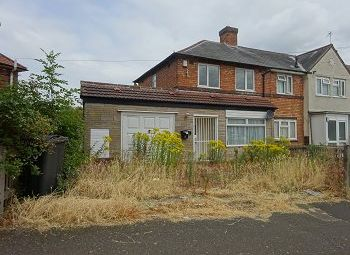 Thumbnail 3 bed end terrace house to rent in Nailstone Crescent, Acocks Green, Birmingham