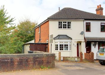 Thumbnail 2 bed semi-detached house for sale in Botley Road, Romsey, Hampshire