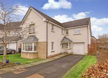 Thumbnail 4 bed detached house for sale in Meadowpark Avenue, Bathgate, West Lothian