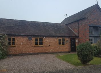 Thumbnail 2 bed barn conversion to rent in Barnes Wood Lane, Whitacre Heath