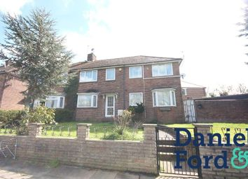 Thumbnail 3 bed property to rent in Castlewood Road, New Barnet, Hertfordshire