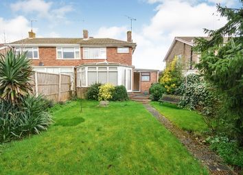 Thumbnail 3 bed semi-detached house for sale in Beacon Road, Lenham, Maidstone, Kent