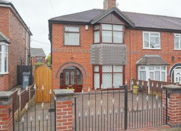 Thumbnail 3 bedroom semi-detached house for sale in Ivy House Road, Hanley, Stoke-On-Trent