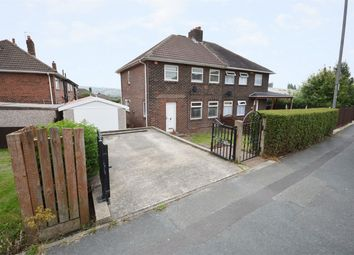 Thumbnail 3 bed semi-detached house for sale in Ridgeway, Dalton, Huddersfield, West Yorkshire