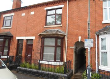 Thumbnail 3 bed terraced house to rent in King Edward Road, Nuneaton