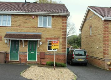 Thumbnail 2 bed semi-detached house to rent in Lower Ridings, Plympton