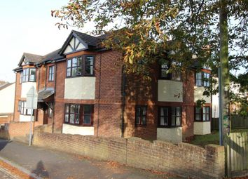 Thumbnail 2 bed flat for sale in Churchdale St. Georges Road, Aldershot