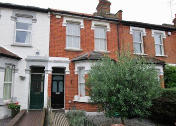 Belsize Avenue, Ealing, London W13. 3 bed terraced house