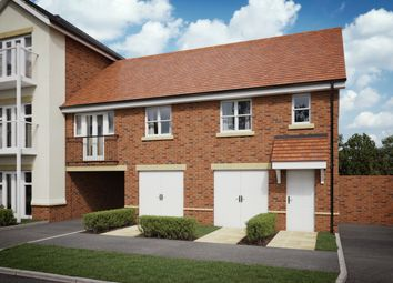 Thumbnail 2 bedroom flat for sale in Hurst Avenue, Blackwater, Camberley
