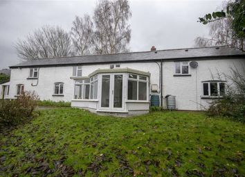 Thumbnail 4 bed detached house for sale in Caeglas, Welshpool