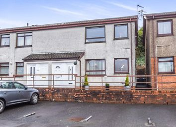 Thumbnail 2 bed flat for sale in Clark Street, Kilmarnock