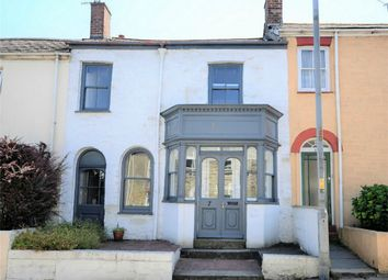Thumbnail 2 bed terraced house for sale in Richmond Hill, Truro, Cornwall