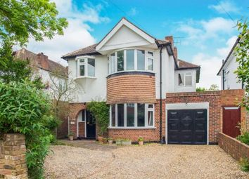 Thumbnail 4 bed detached house for sale in East Molesey, Surrey, .