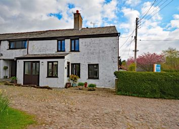 Thumbnail 3 bed terraced house for sale in Leece, Ulverston