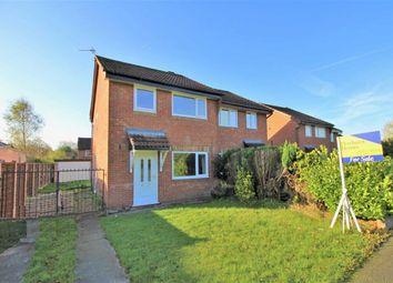 Thumbnail 3 bedroom semi-detached house for sale in Marshway, Penwortham, Preston