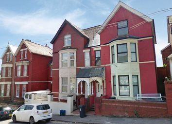 Thumbnail 6 bed semi-detached house for sale in Pentonville, Newport, Gwent