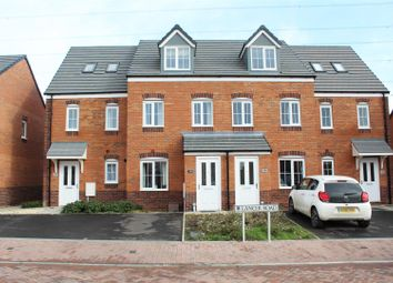 Thumbnail 3 bed terraced house for sale in Lancer Road, Shrewsbury