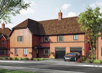 Newport Road, Woburn Sands MK17. 5 bed detached house for sale