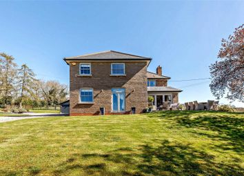 Thumbnail 5 bed detached house for sale in Fieldview House And Adjoining Plot, Catskin Lane, Walesby, Market Rasen
