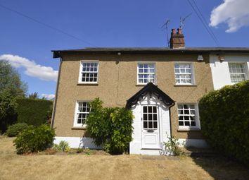 Thumbnail 4 bedroom semi-detached house for sale in Church Lane, Aldenham