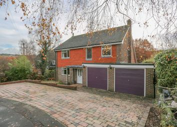 Thumbnail 5 bed detached house for sale in Hop Gardens, Fairwarp, Uckfield