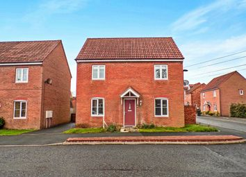 Thumbnail 3 bedroom detached house for sale in Heathfield, West Allotment, Newcastle Upon Tyne