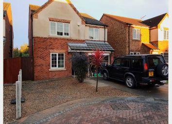 Thumbnail 4 bed detached house for sale in Windsor Walk, Grimethorpe Barnsley