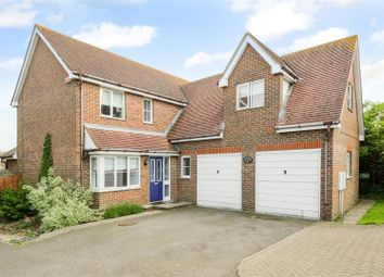 Thumbnail 5 bedroom detached house for sale in Blackberry Way, Whitstable