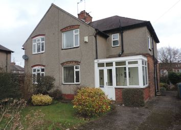 Thumbnail 3 bed semi-detached house for sale in Fairway, Stafford, Staffordshire