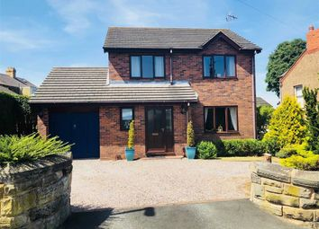 Thumbnail 3 bed detached house for sale in Norham Court, Summerhill, Wrexham
