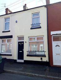 Thumbnail 2 bed terraced house for sale in Silverlea Avenue, Wallasey