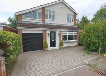 Thumbnail 4 bedroom detached house for sale in Mill Hill, Houghton Le Spring