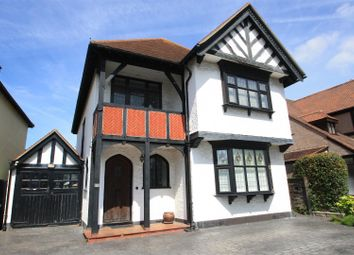 Thumbnail 4 bed detached house for sale in The Ridgeway, Westcliff-On-Sea