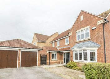 Thumbnail 4 bed detached house for sale in Abingdon View, Worksop, Nottinghamshire