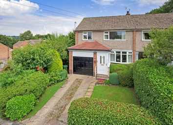 Thumbnail 3 bed semi-detached house for sale in Victoria Avenue, Ilkley