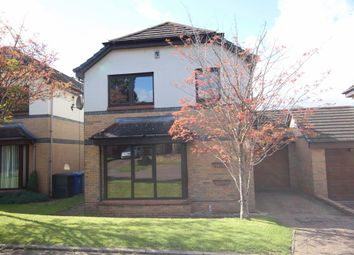 Thumbnail 3 bed detached house to rent in Pennyroyal Court, East Kilbride, Glasgow