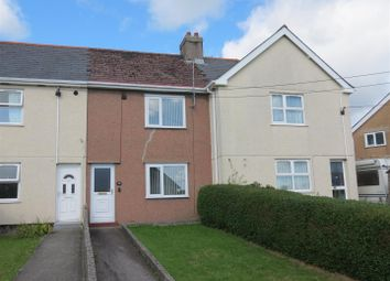 Thumbnail 2 bed terraced house for sale in Polkyth Road, St Austell, St. Austell