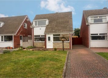 Thumbnail 3 bed detached house for sale in Hazelhurst Close, Formby