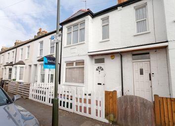 Thumbnail 1 bed flat for sale in Nursery Road, Merton Park, London