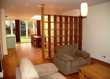 Thumbnail 4 bed detached house to rent in Park Side, London