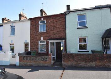 Thumbnail 2 bed terraced house for sale in Hamlin Lane, Heavitree, Exeter, Devon