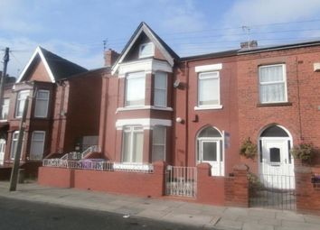 Thumbnail 4 bed terraced house to rent in Ashfield, Wavertree, Liverpool