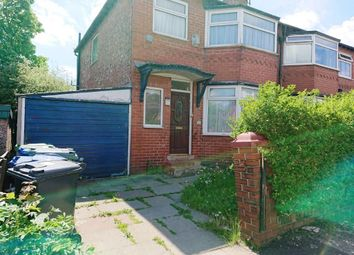 3 bed semi-detached house to rent in Parksway, Prestwich, Manchester M25