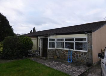 Thumbnail 2 bedroom semi-detached bungalow for sale in Fowey