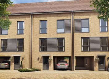 "Thumbnail 4 bed terraced house for sale in ""Linen II"" at Hackbridge Road, Wallington"