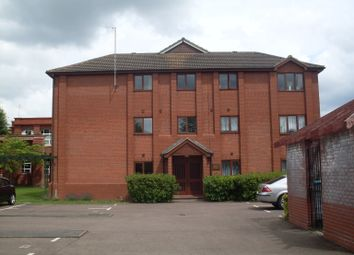 Thumbnail Block of flats to rent in Gillett Close, Nuneaton
