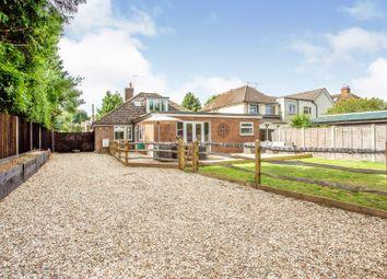 Scotland Farm Road, Ash Vale GU12. 4 bed detached bungalow