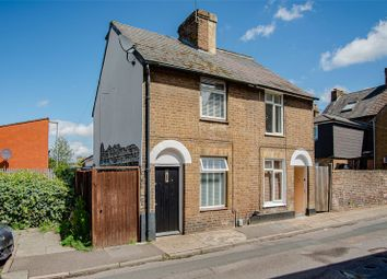 3 bed semi-detached house for sale in Waterloo Street, Maidstone, Kent ME15