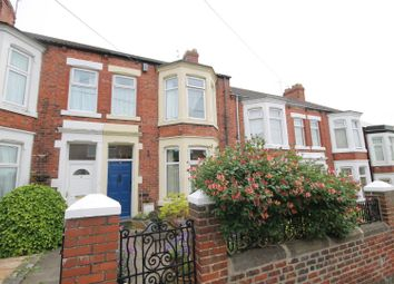 Thumbnail 3 bed terraced house for sale in Alexandra Terrace, Crook