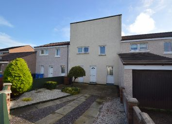 Thumbnail 3 bed terraced house for sale in Campsie Avenue, Irvine, North Ayrshire